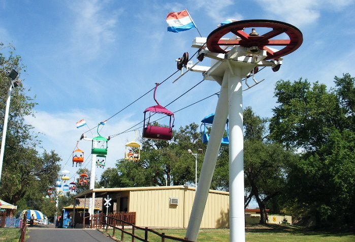 skyride at joyland