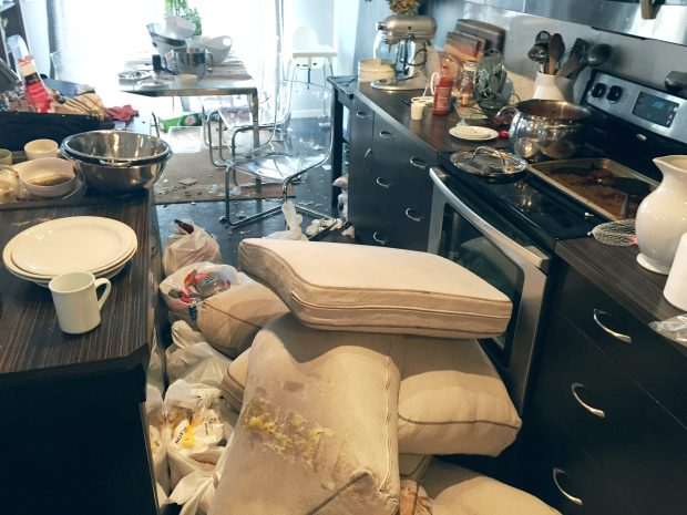 airbnb disaster
