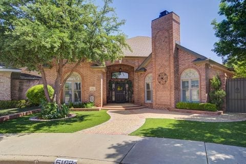 lubbock ranch home